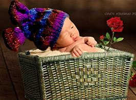 自贡微笑宝贝婴幼儿摄影机构
